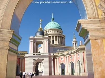 Potsdam Stadtfuehrung