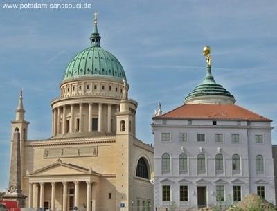 Stadtfuehrung Potsdam