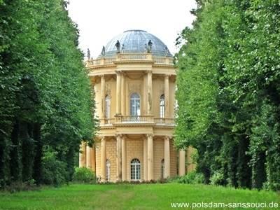 Spaziergang Park Sanssouci