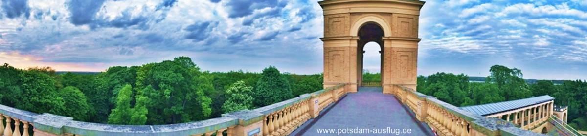 Potsdam und Sanssouci